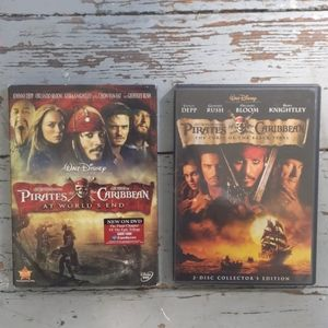 Pirates of the Caribbean bundle